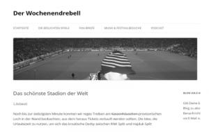 wochenendrebellen website hp