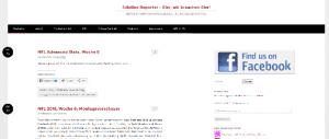 NFL Blog Sidelinereporter